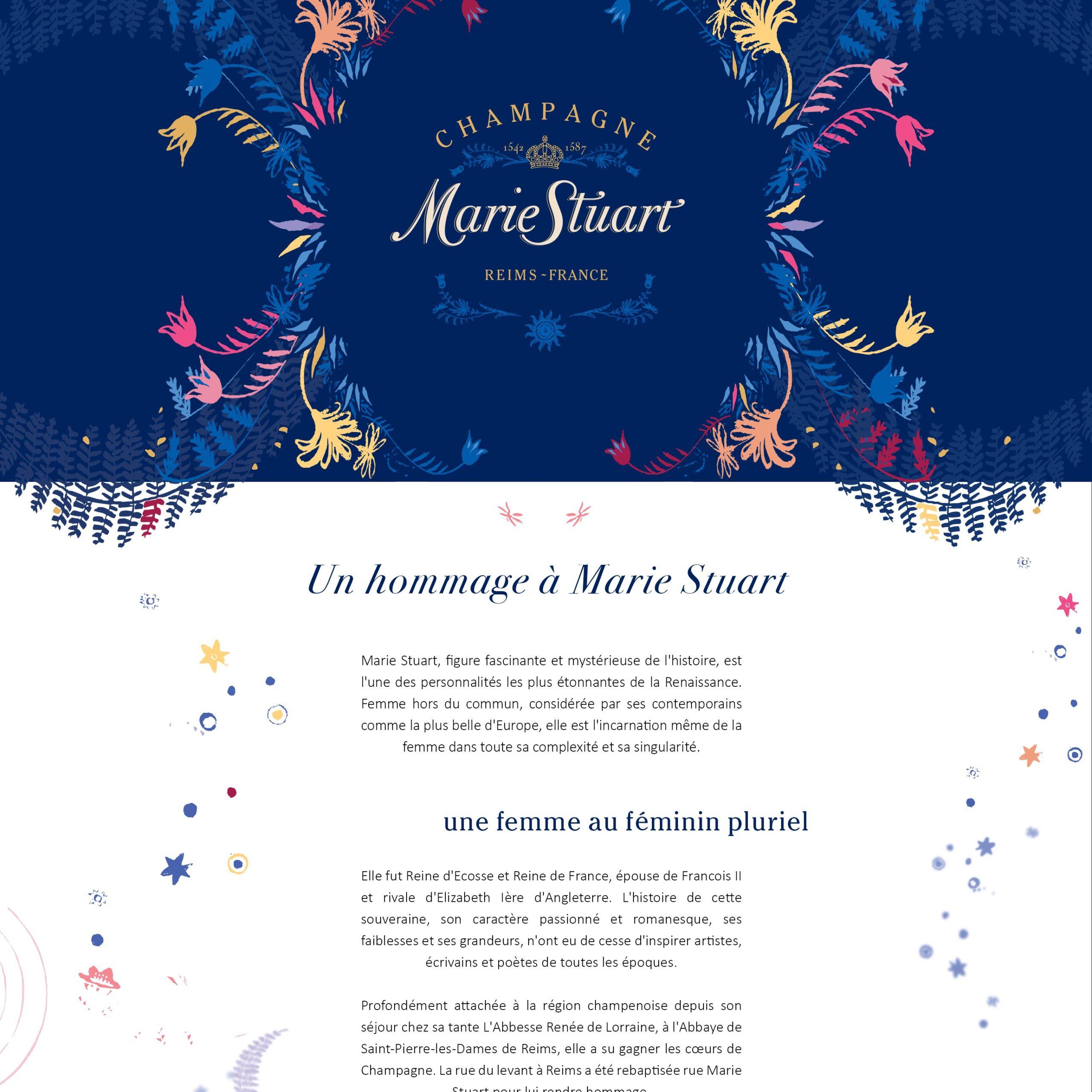 Marie Stuart par Lilian Barbier