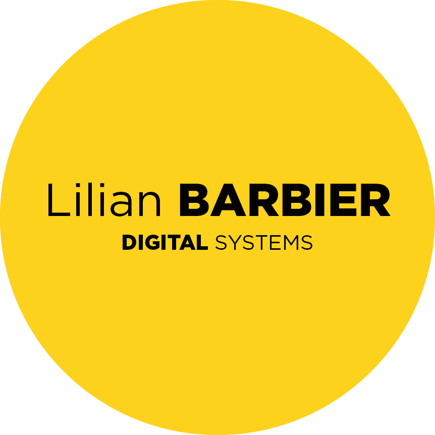 Lilian Barbier Digital Systems